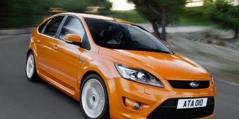 2009 Ford Focus ST Facelift
