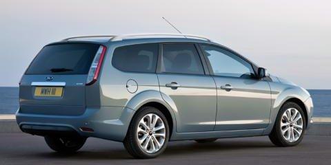 Ford Focus Euro wagon revealed