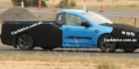 2008 Ford Falcon Orion spy photos
