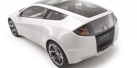 Next-gen Honda CR-X