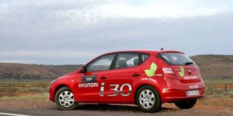 Greener Hyundai i30 CRDi