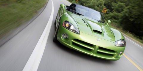 2008 Dodge Viper SRT10