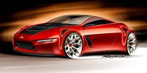 Mitsubishi Concept-RA global premiere