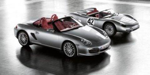 Porsche releases RS 60 Spyder