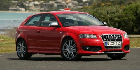 2007 Audi S3 review