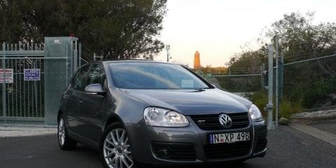 2008 Volkswagen Golf GT review