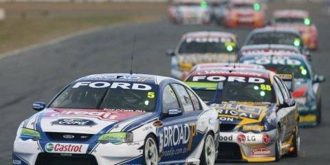 Townsville to get V8 Supercar street race