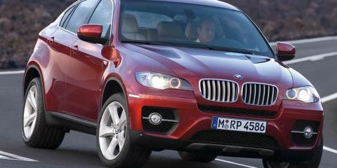 2008 BMW X6 Sports Activity Coupe