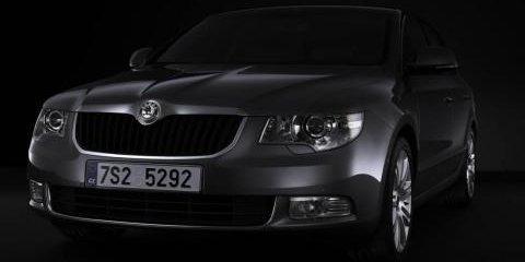 New Škoda Superb coming to Australia