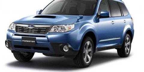 All-new Forester unveiled in Japan