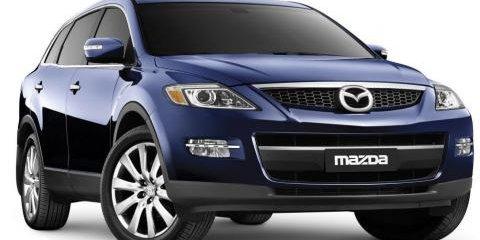 2008 Mazda CX-9 overview