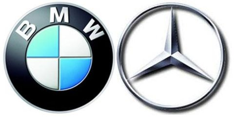 Mercedes-Benz and BMW team up