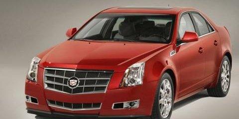 Cadillac coming to Australia next year