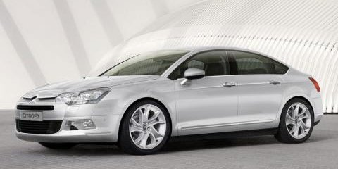 2008 Citroen C5 sedan and wagon
