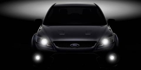 Ford Focus RS confirmed!
