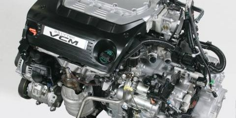 2008 Honda Accord V6 engine details