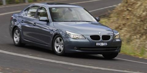 New Diesel for BMW 5 Series
