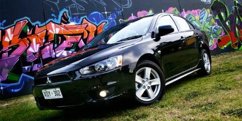 2008 Mitsubishi Lancer VR review