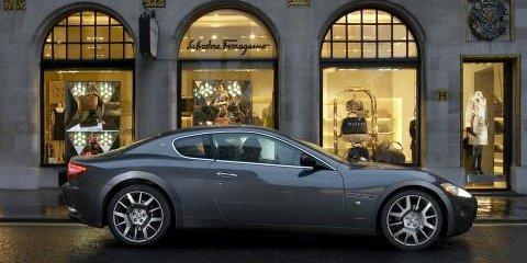 Maserati and Ferragamo create luggage heaven