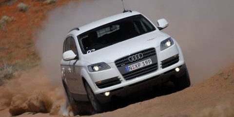 Audi launches V8 diesel Q7
