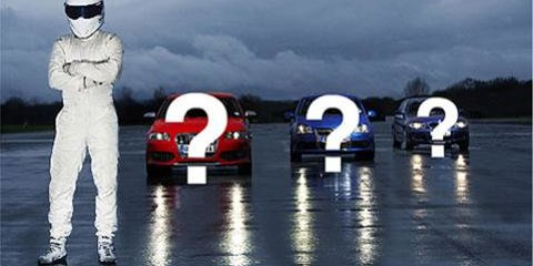 Top Gear Australian Auditions - Take Two
