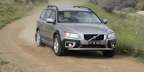 2008 Volvo XC70 Review