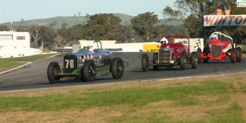 Calling entrants for the 32nd Winton Historic