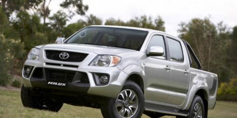 Toyota to unveil TRD HiLux in Brisbane