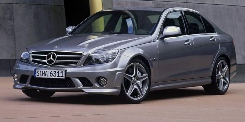 2008 Mercedes-Benz C 63 AMG preview