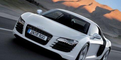 Audi R8 V12 TDI Concept in Detroit