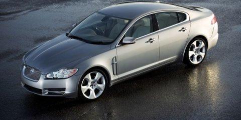Jaguar XF wins 'Car of the Year'