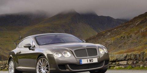 Bentley design director receives award