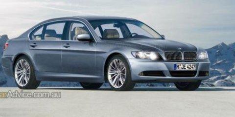 2008 BMW 7 Series CGI