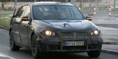 2009 BMW PAS spy images & CGI