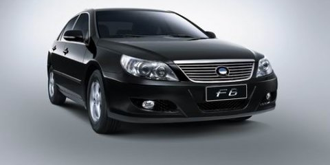 Chinese cars going hybrid