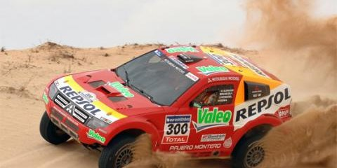 Chile move for Dakar Rally?