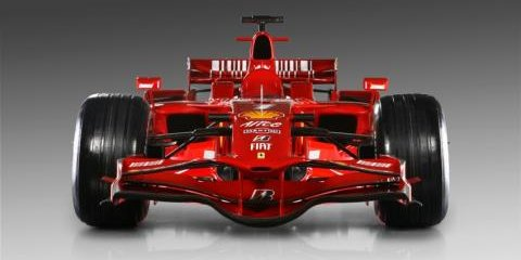 F2008 unveiled in Maranello
