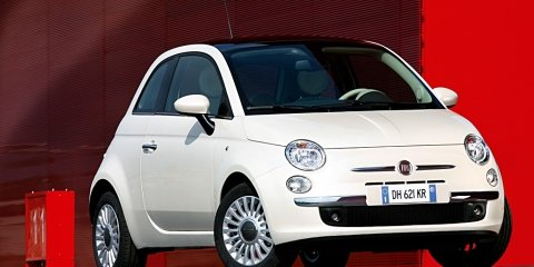 2008 Fiat 500 specifications released