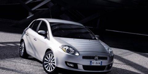 Fiat Ritmo at Melbourne Motor Show