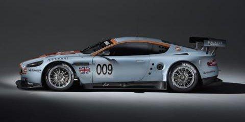 Aston Martin's 2008 Le Mans car