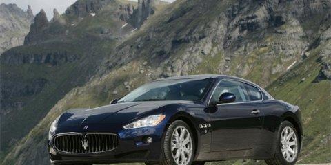 Maserati GT Convertible rumoured