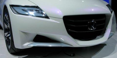 Honda CR-Z - 2008 Detroit Auto Show