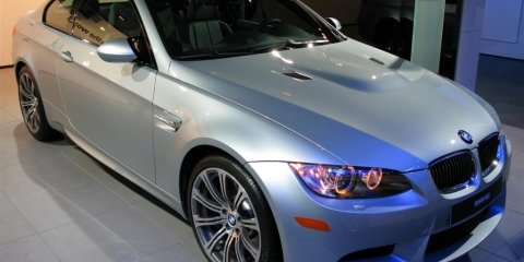 BMW M3 Coupe & Sedan - 2008 Detroit Auto Show
