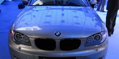 BMW 128i convertible - 2008 Detroit Auto Show