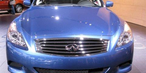 Infiniti G37 - 2008 Detroit Auto Show