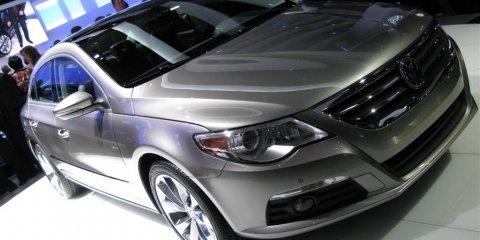 Volkswagen Passat CC - 2008 Detroit Auto Show