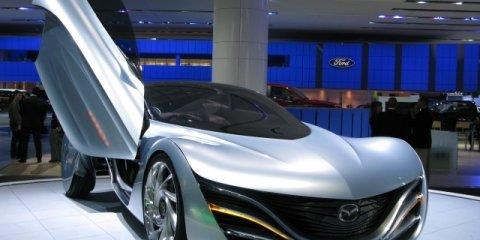 Mazda Taiki Concept - 2008 Detroit Auto Show