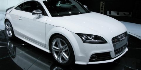 2008 Audi TT-S - 2008 Detroit Auto Show