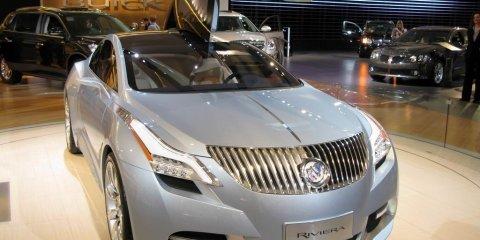 Buick Riviera Concept - 2008 Detroit Auto Show