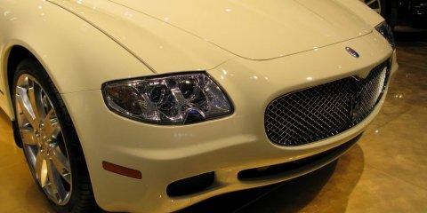 Maserati Quattroporte Collezione Cento - 2008 Detroit Auto Show